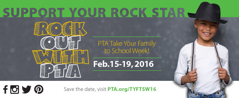 2016 Take Your Family to School Week