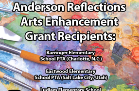 2015 Mary Lou Anderson Grant Awardees