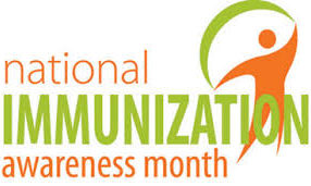 August is National Immunization Month Webinar