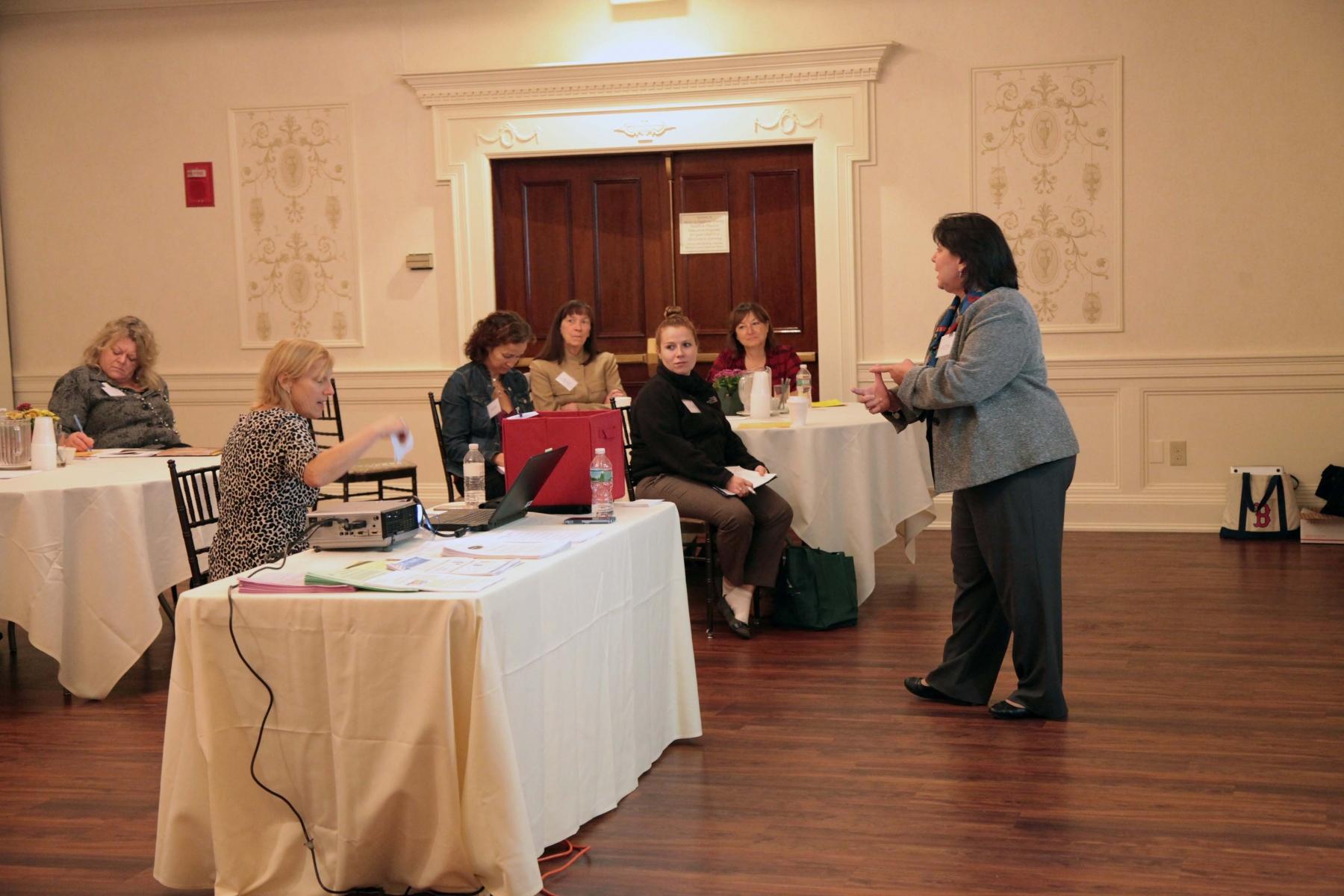 MA PTA Health Summit Workshop Attendees
