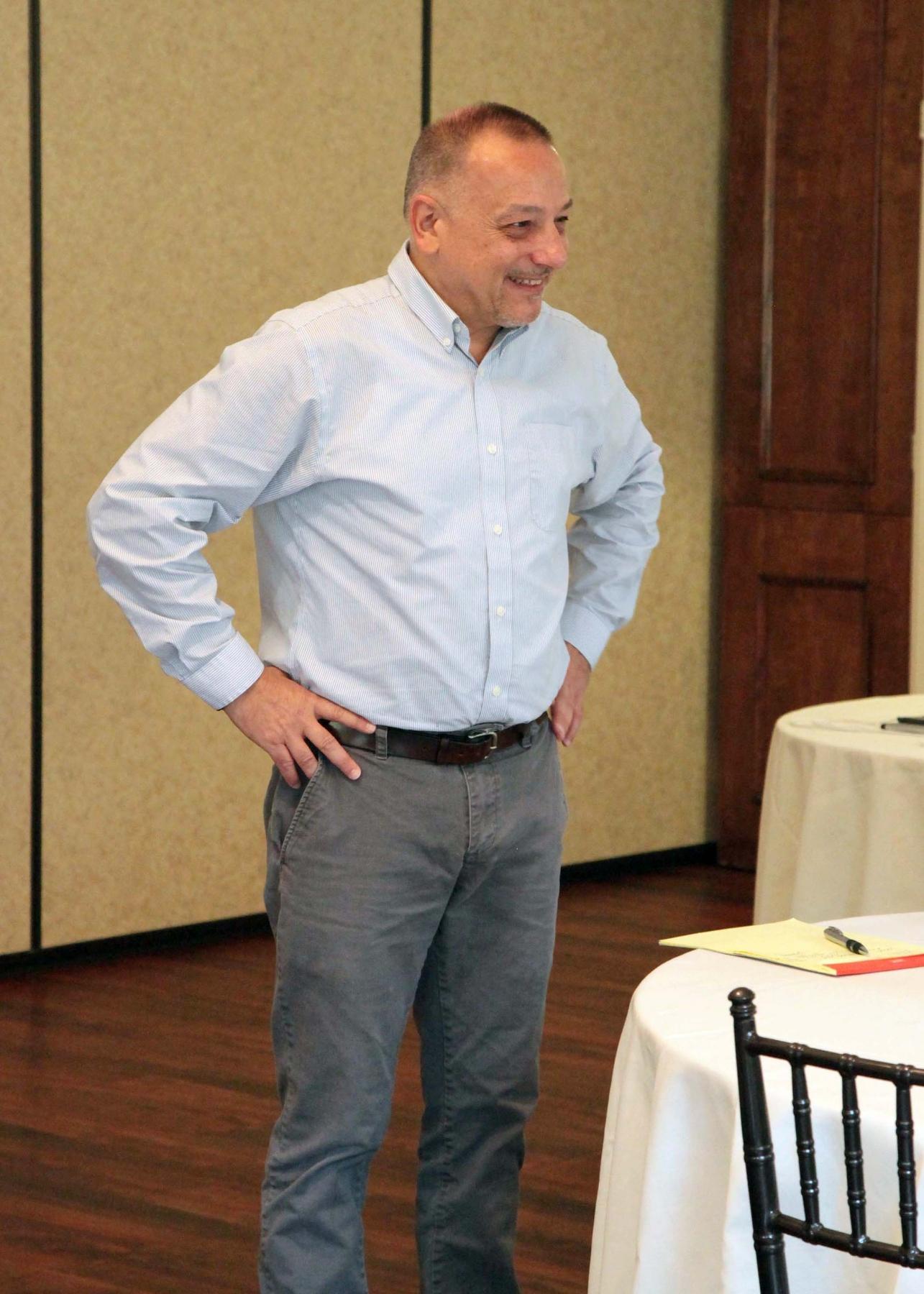 Jeff Perrotti, Dir of MA Safe Schools Program for LGBTQ Students