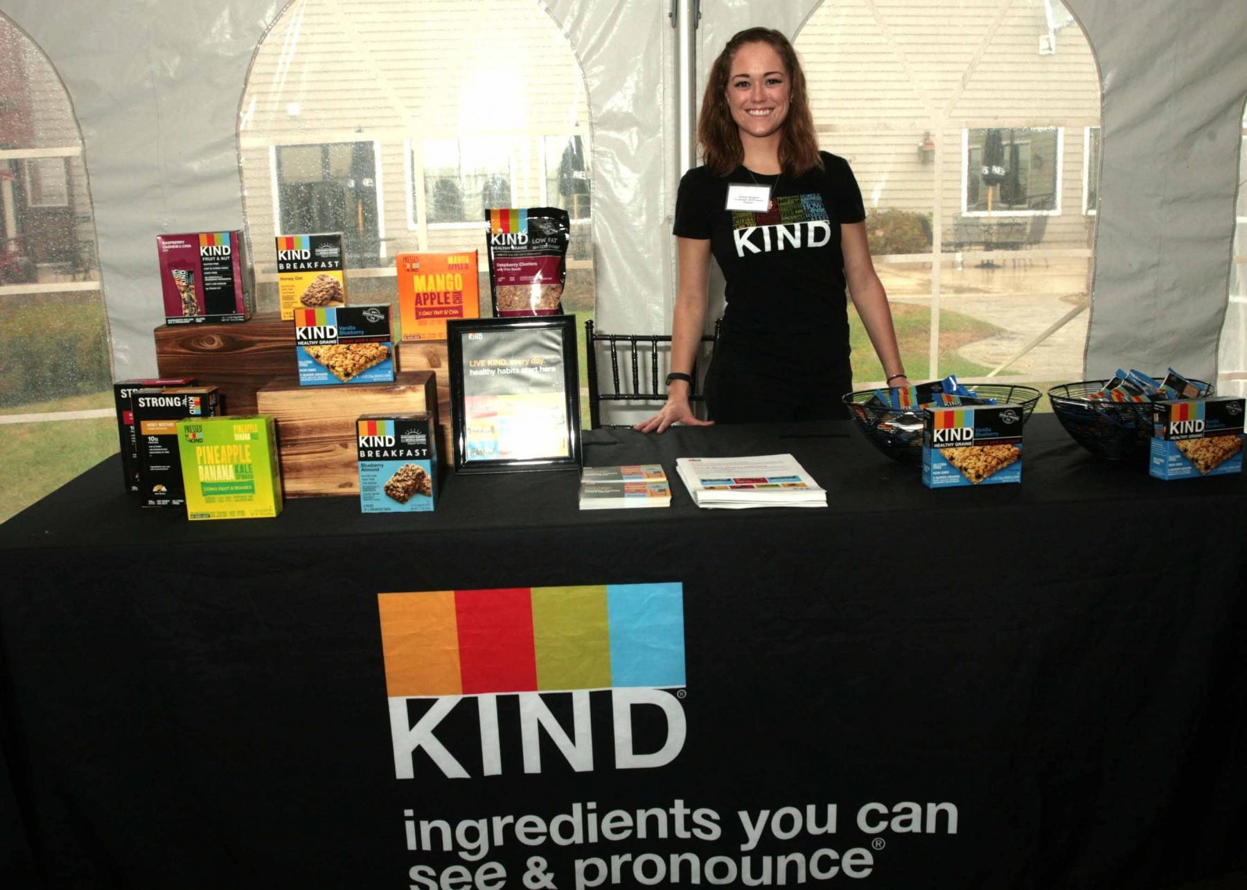 KIND, MA PTA Health Summit Vendor