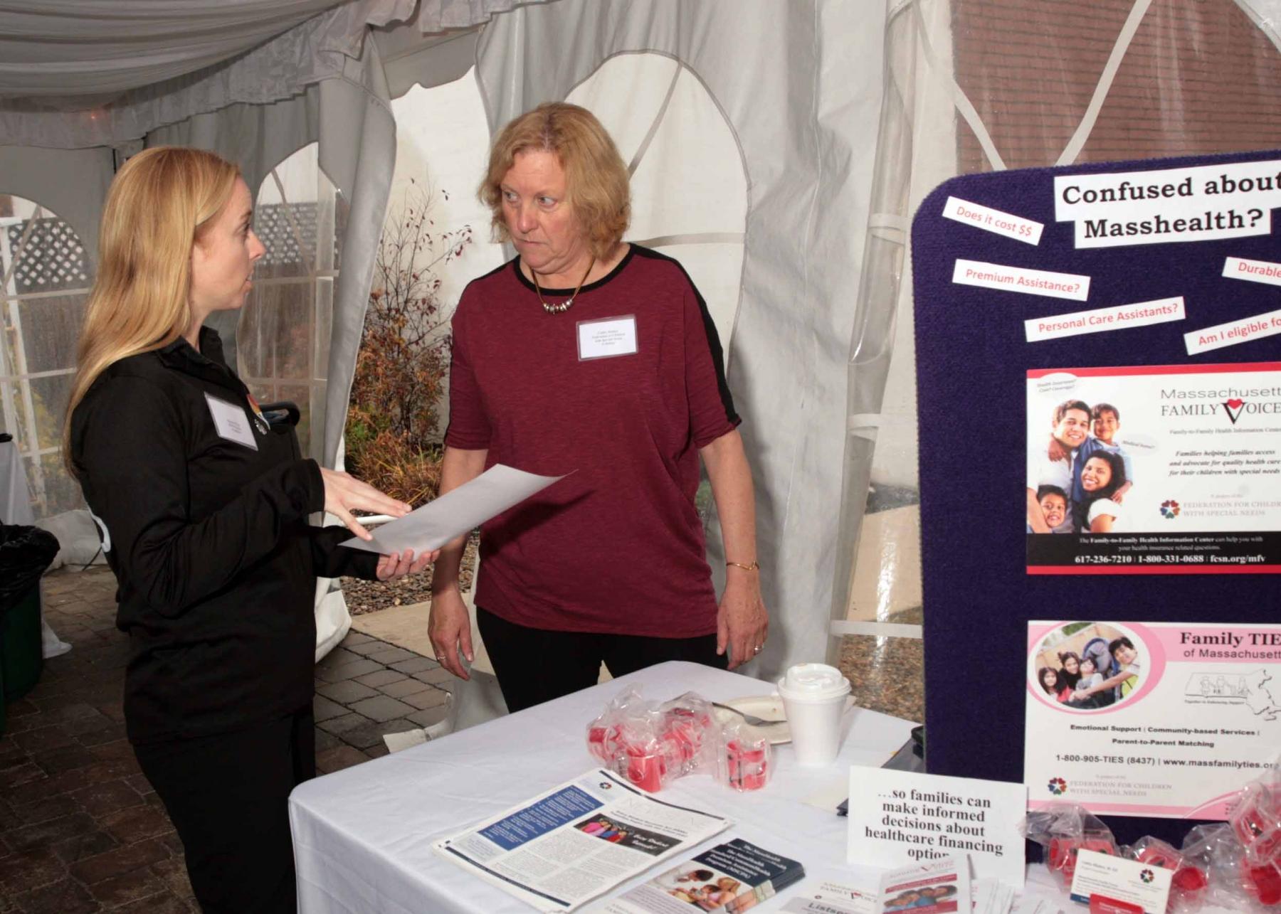 MA PTA Health Summit Vendors