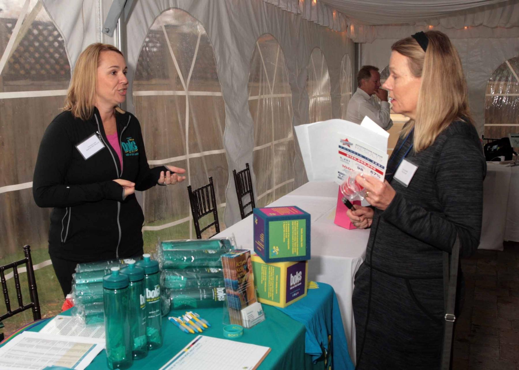 BOKS - MA PTA Health Summit Vendors