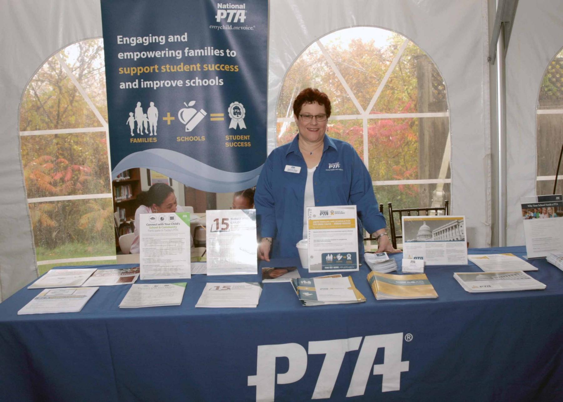 Deborah Walsh, PTA National Service Manager