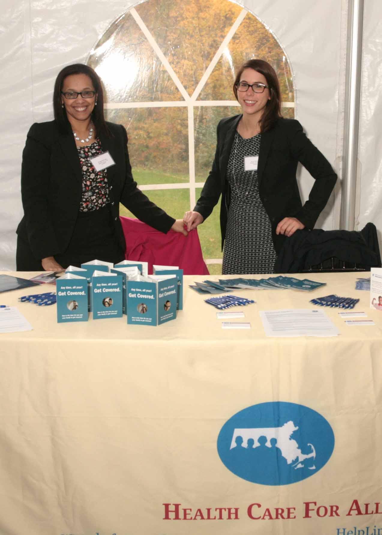 Healthcare for All - MA PTA Health Summit Vendor