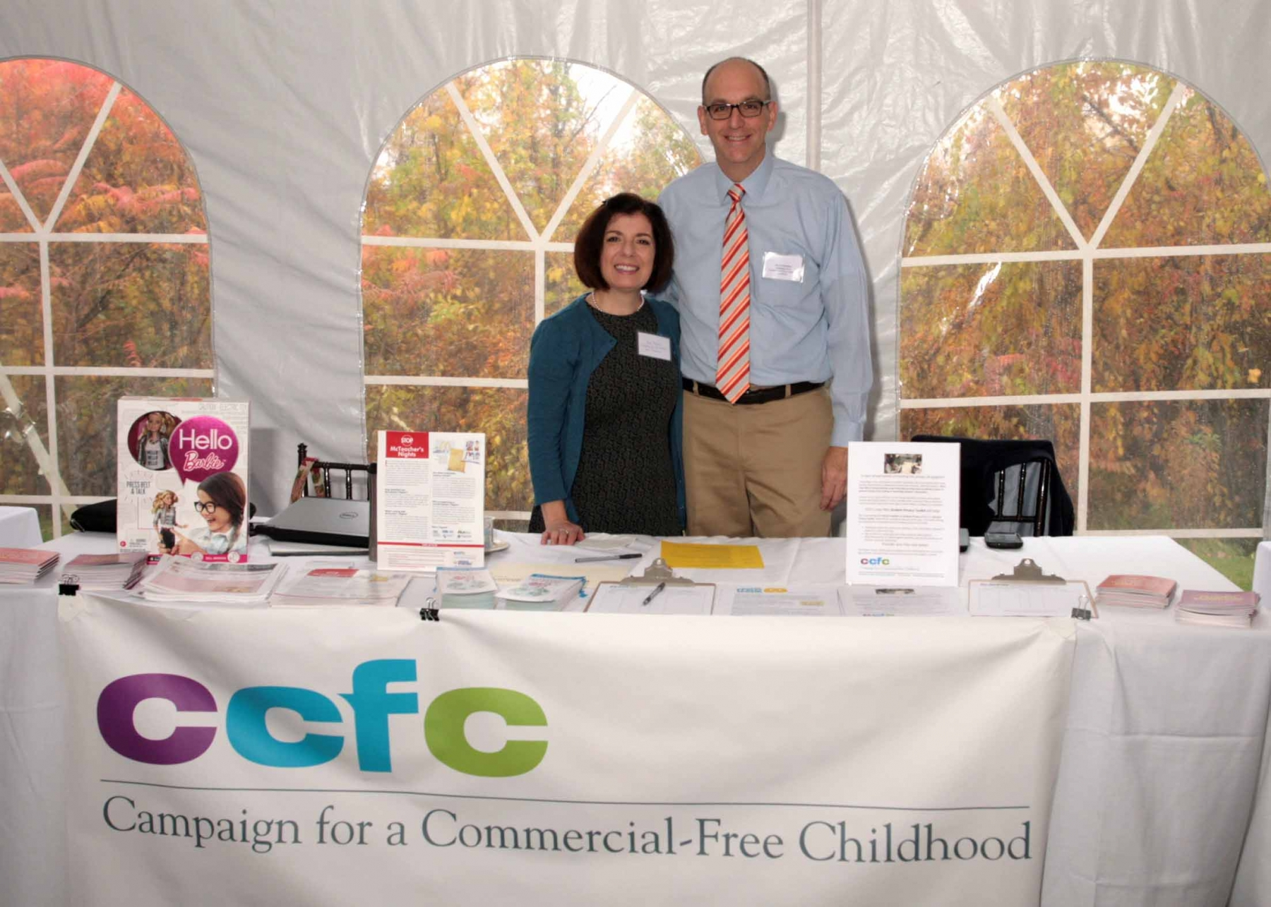 Center for a Commercial Free Childhood - MA PTA Health Summit Vendor
