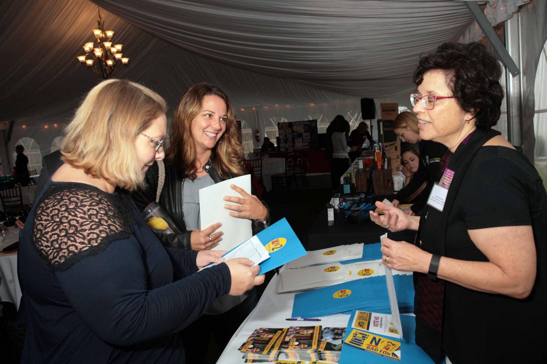 MassachusettsTeachers Assoc - MA PTA Health Summit Vendors