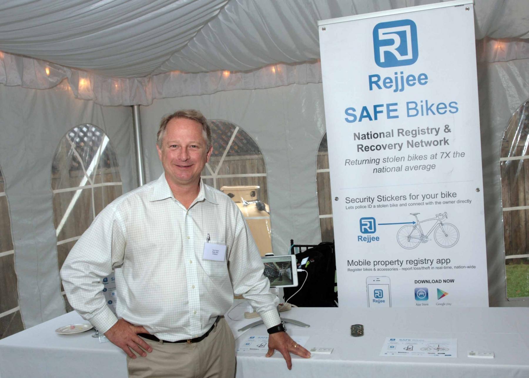 Rejjee Safe Bikes - MA PTA Health Summit Vendors