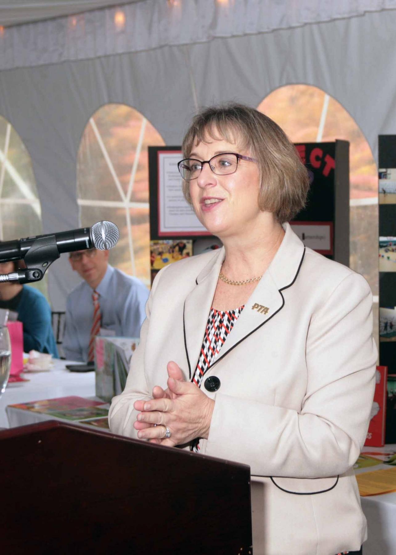 Laura Bay, National PTA President