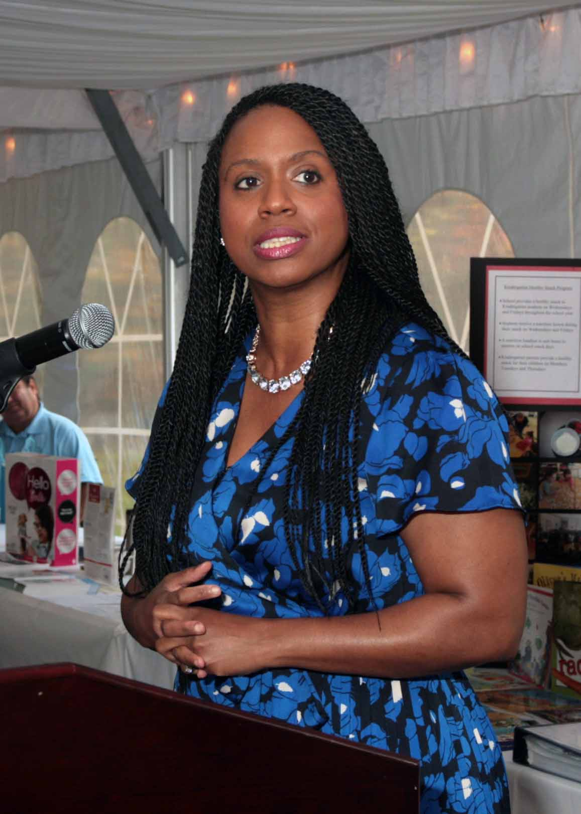 Ayanna Pressley, Boston City Councilwoman, Morning Keynote Speaker
