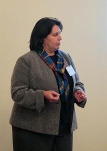 Maria Melchionda, MA Assoc for Health, Physical Education, Recreation and Dance (MAHPERD)