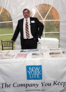 Rob Crocker, NY Life Agent, MA PTA Health Summit Vendor