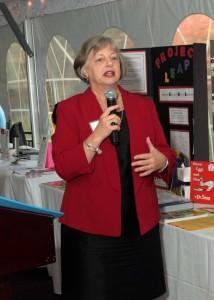 Mary Ann Gapinski, Director of School Health Service, MA Dept of Public Health, Keynote Speaker
